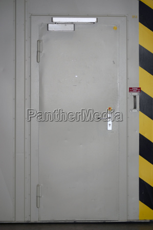 security door