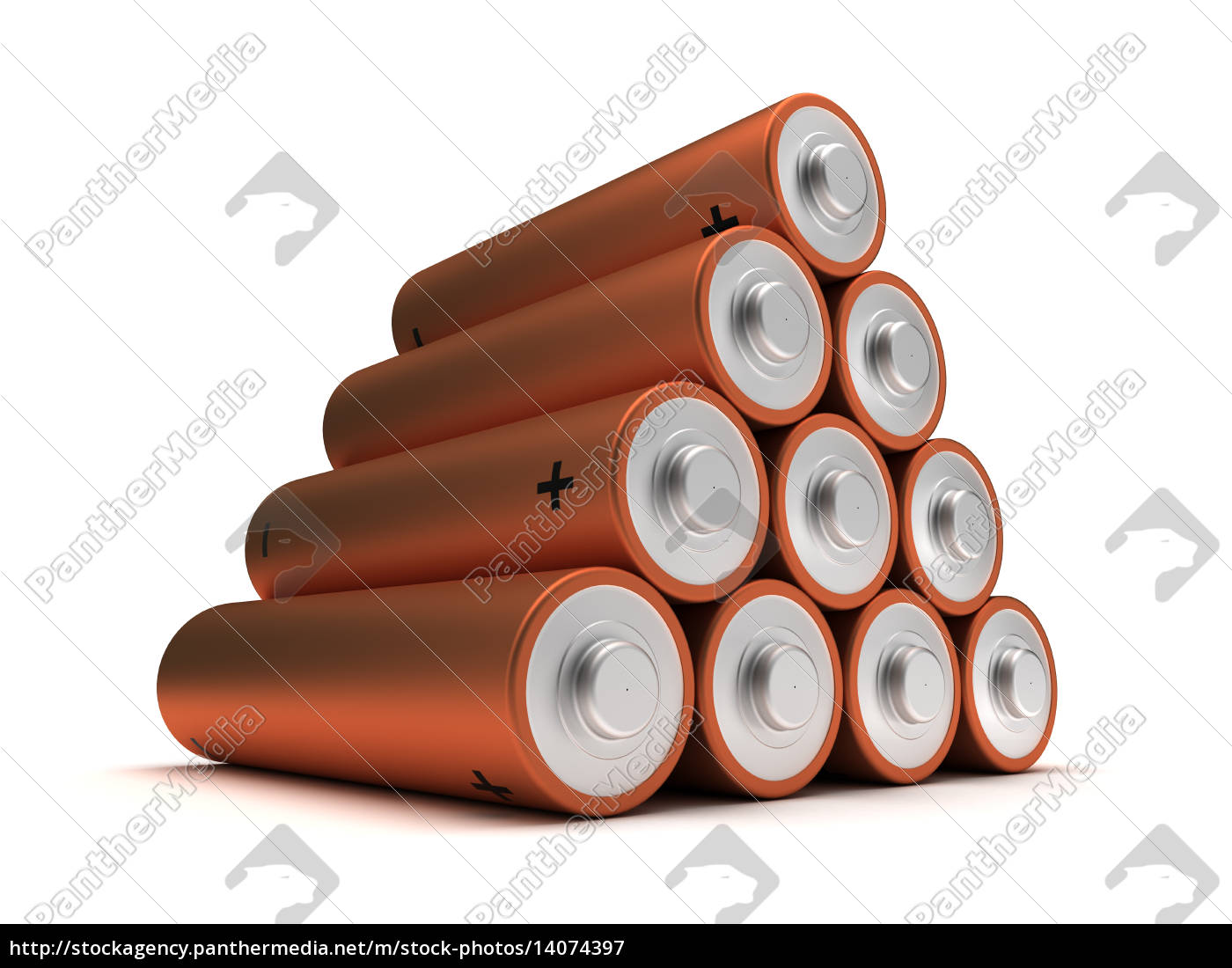 aa, size, batteries - 14074397