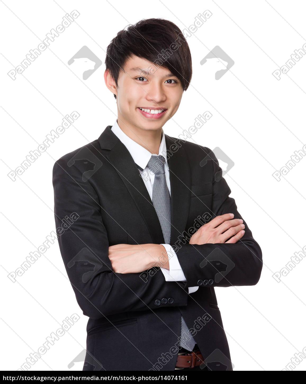 asian, businessman - 14074161