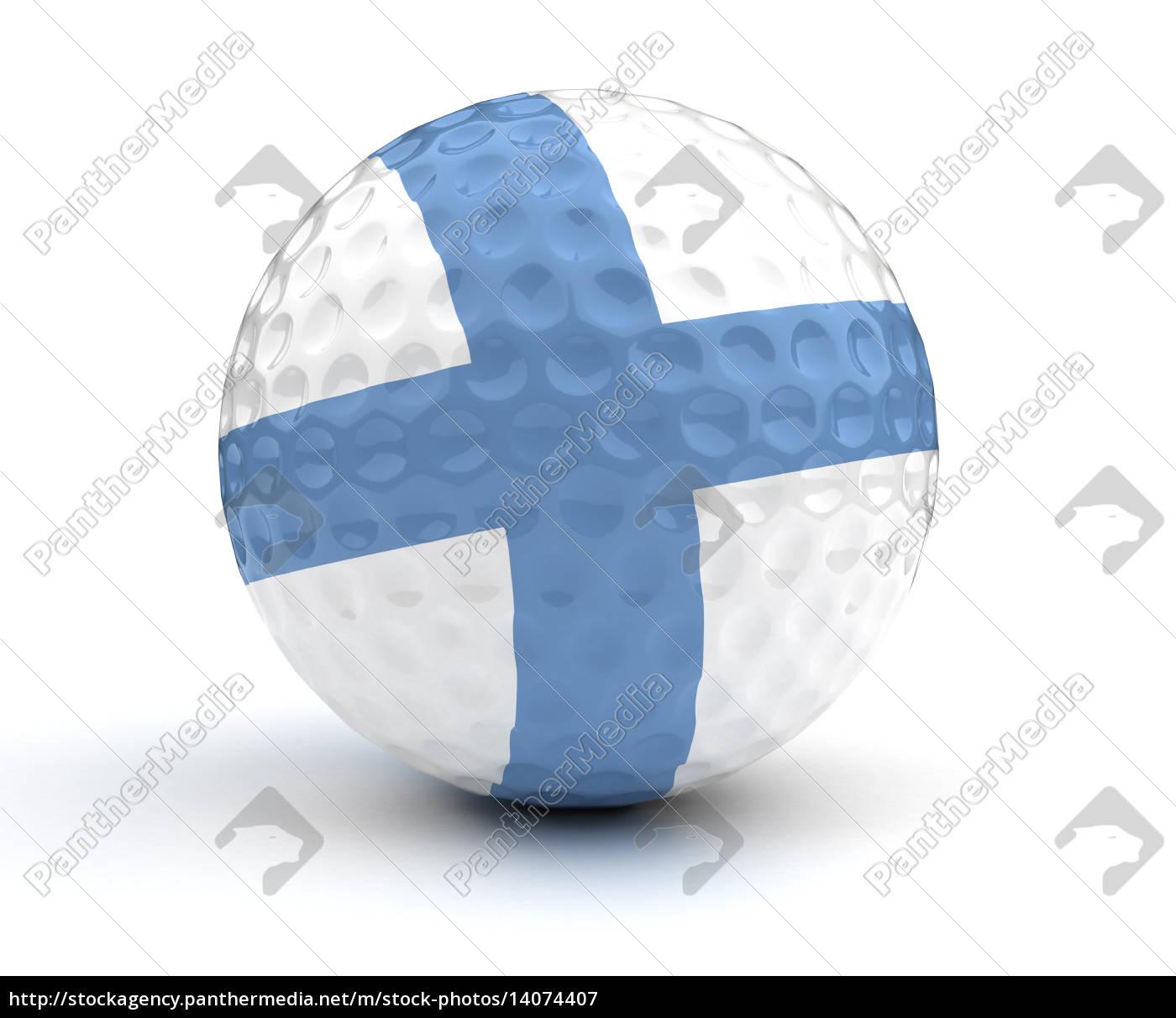 finnish, golf, ball - 14074407