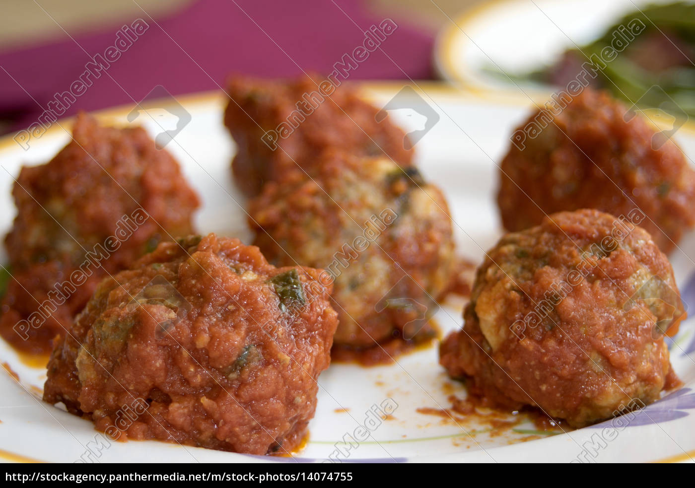meat, balls, of, pig - 14074755