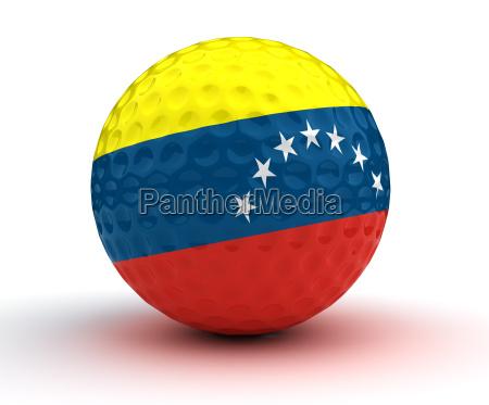 venezuelan, golf, ball - 14074419