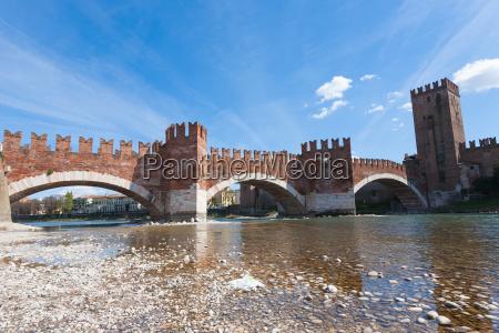castel, vecchio, bridge, , verona - 14076035