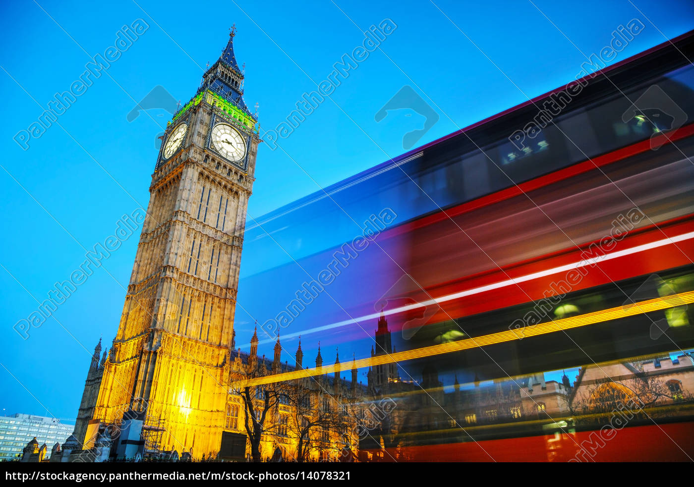 clock, tower, in, london - 14078321