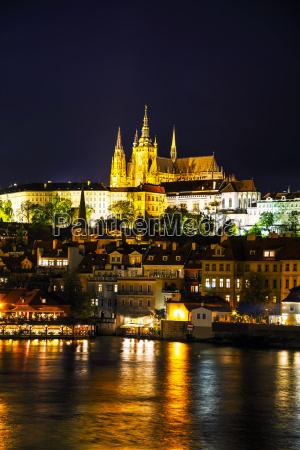 old, prague, cityscape, overview - 14078171