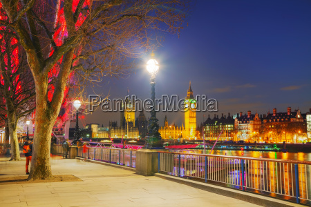 overview, of, london, with, the, clock - 14078269