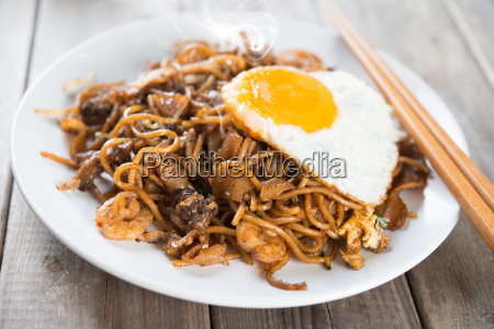 fried, char, kway, teow - 14079115