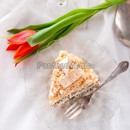 cheese, almond, cake - 14081823