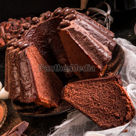 chocolate, cake - 14081841