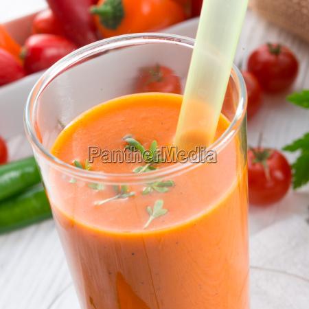 red, paprika, smoothie - 14081817