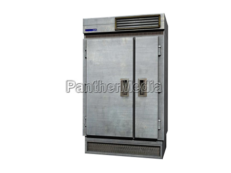 industrial refrigerator exempted