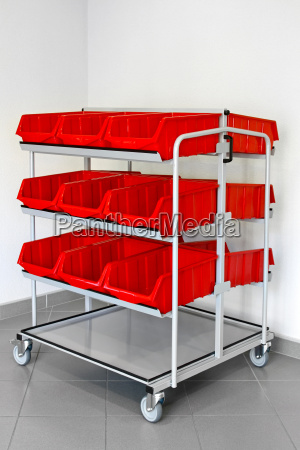 inventory cart