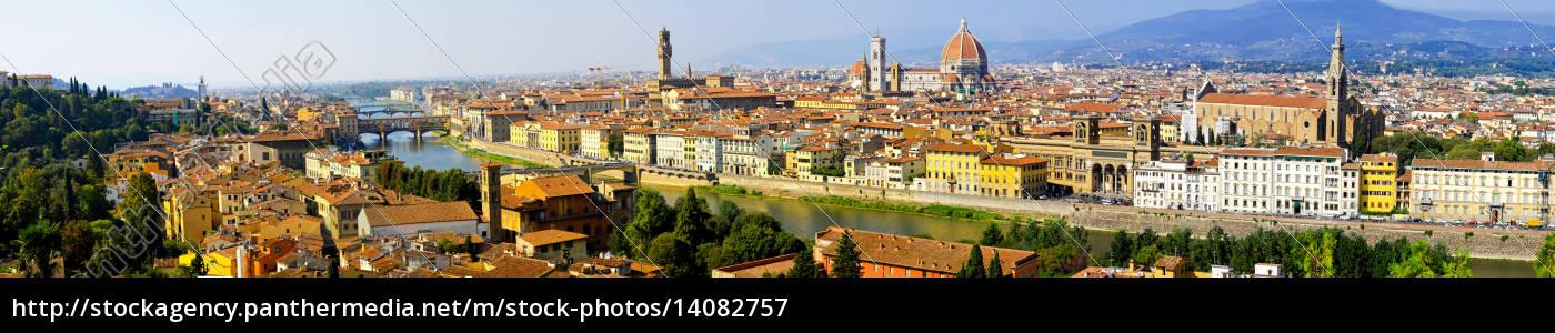 florence, panorama - 14082757