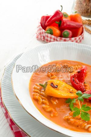 so, pepper, soup, full, grain, noodles - 14082195