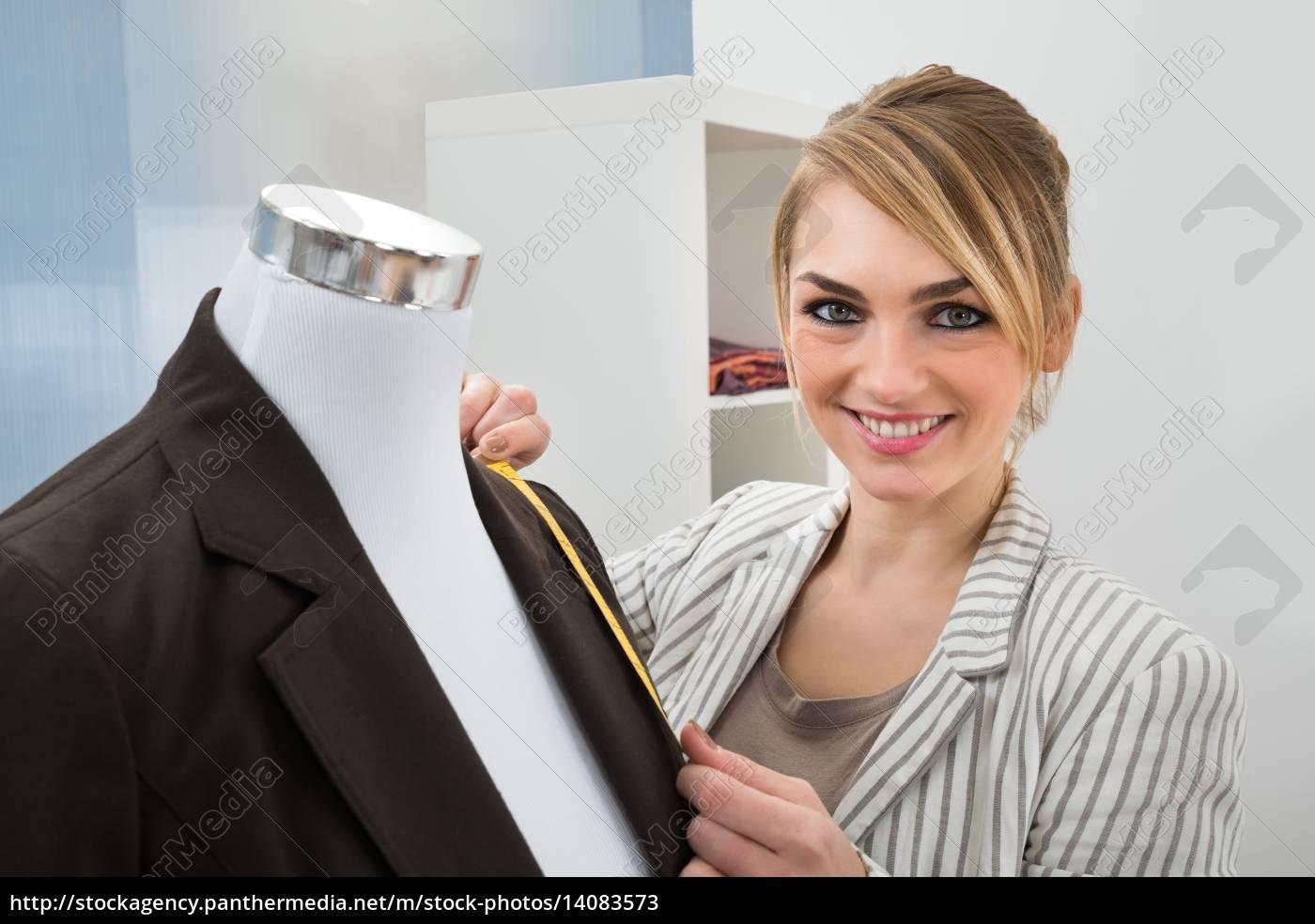 fashion, designer, measuring, suit - 14083573
