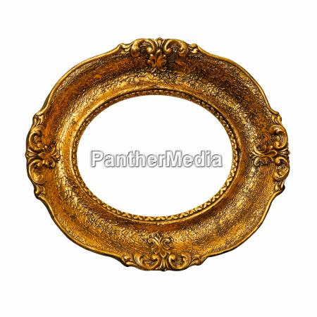 oval, frame - 14083745