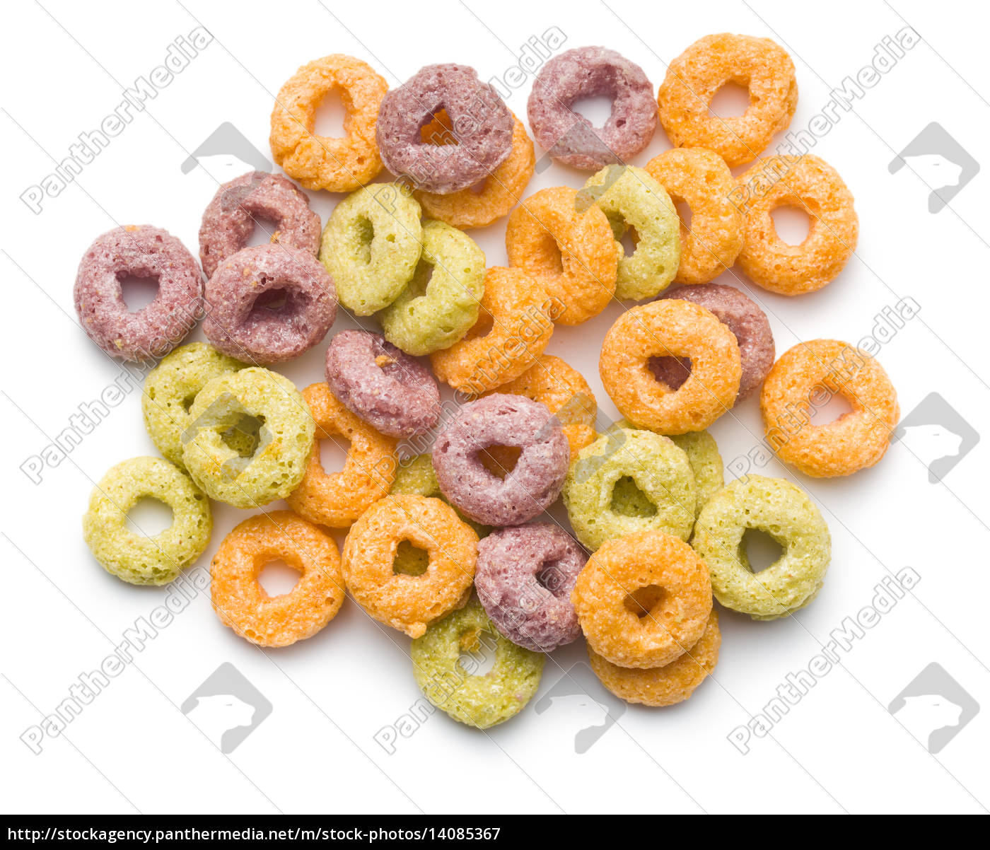 colorful, cereal, rings - 14085367