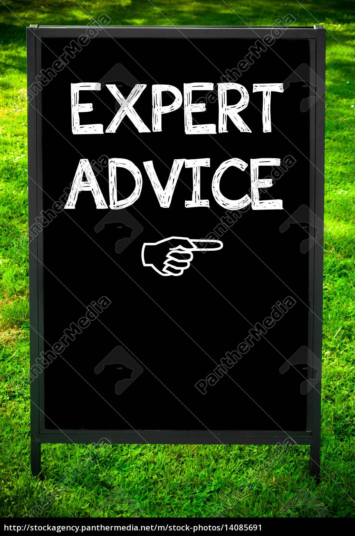expert, advice - 14085691