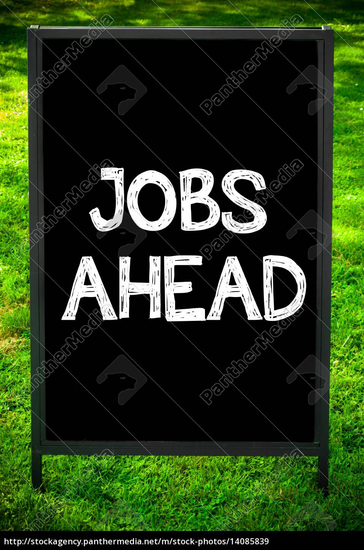 jobs, ahead - 14085839