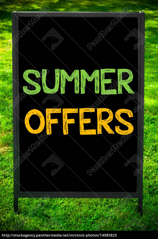summer, offers - 14085825