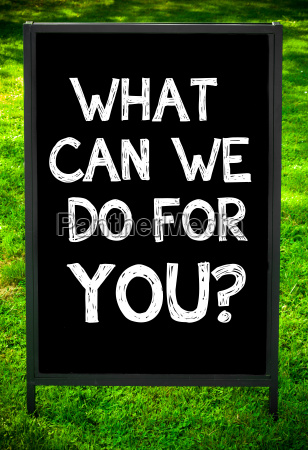 what, can, we, do, for, you? - 14085699