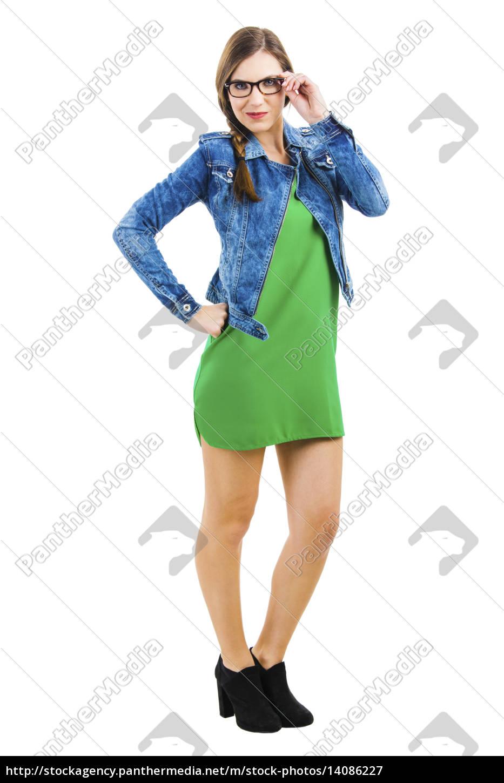 cute, woman - 14086227