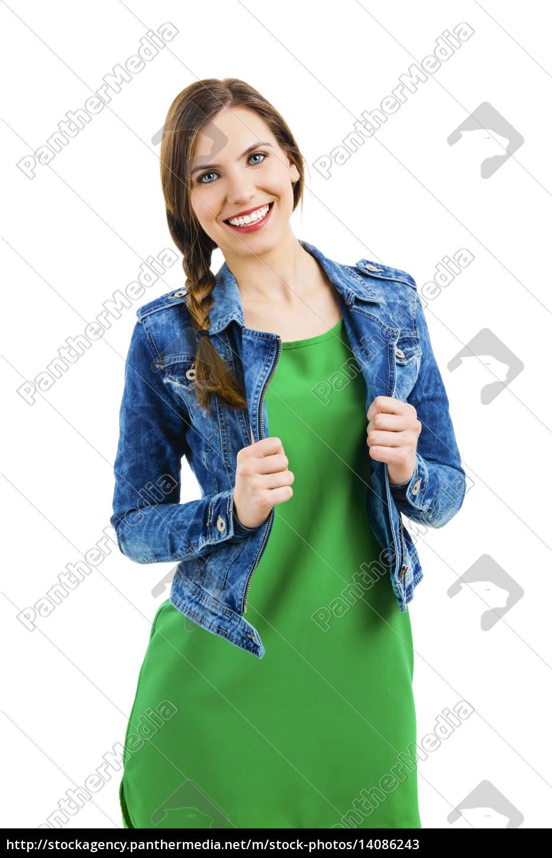 cute, woman - 14086243