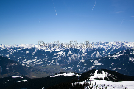 schmittenhöhe, pinzgau, austria - 14086979