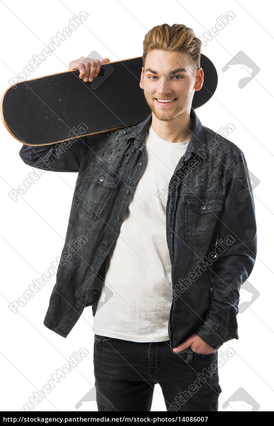 young, man, with, a, skateboard - 14086007