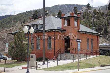 colorado mountain city hall