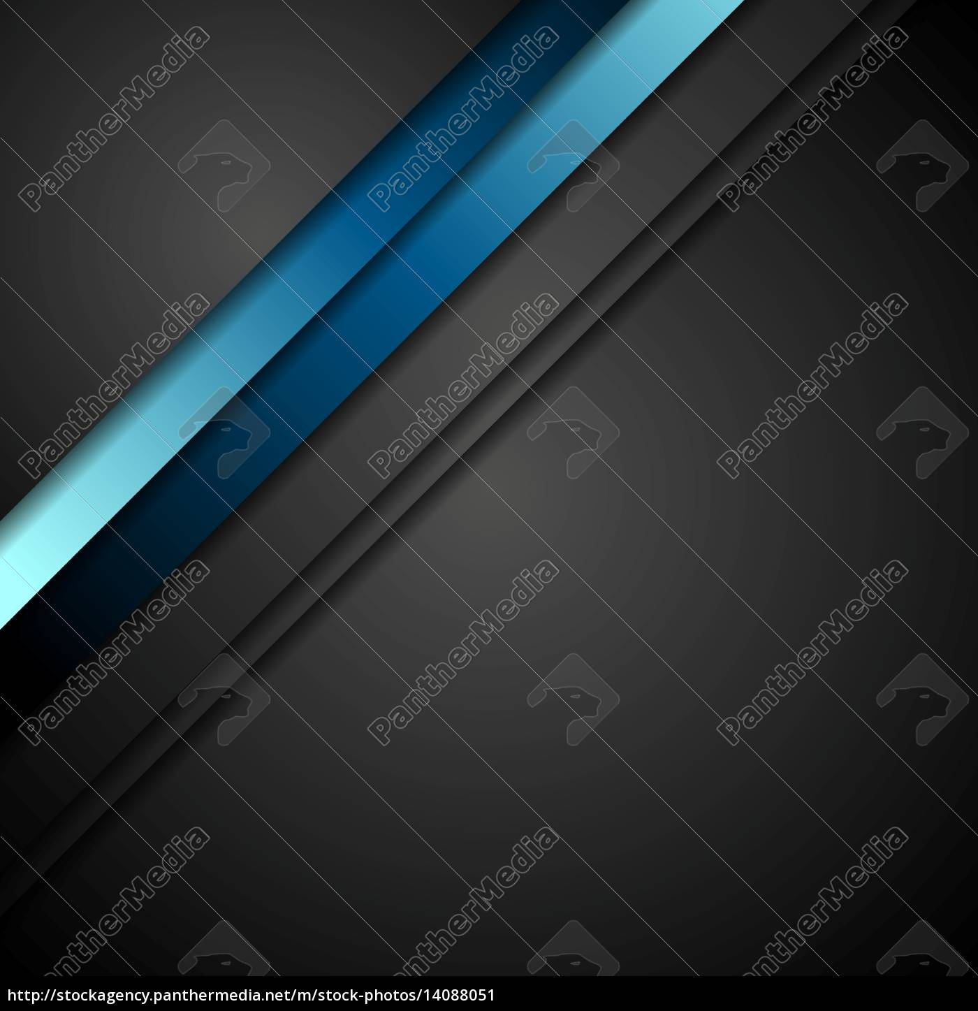 abstract, blue, stripes, background - 14088051