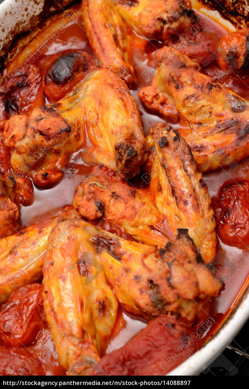 chicken, wings - 14088897