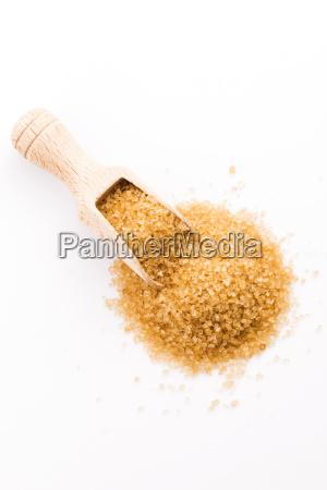 crystals, cane, sugar, heap, close, up - 14088487