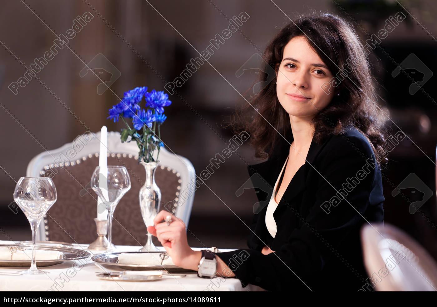 lovely, woman, portrait - 14089611