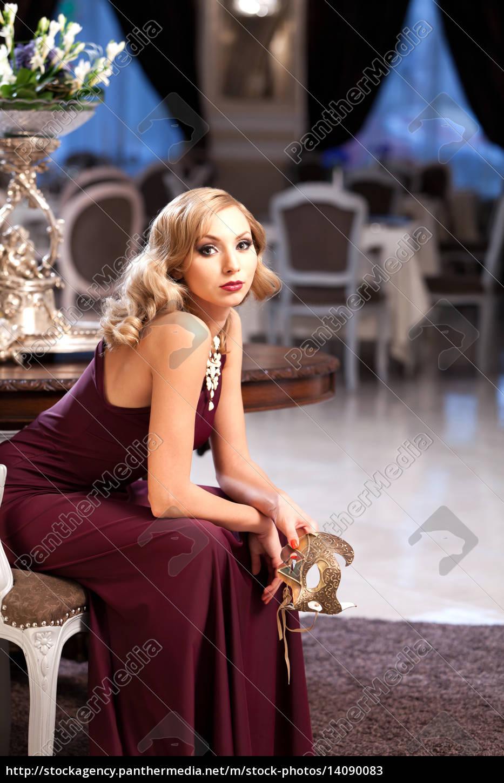 blond, beauty - 14090083