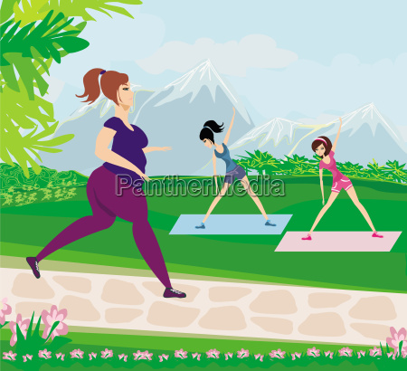 exercises, in, the, park - 14090443