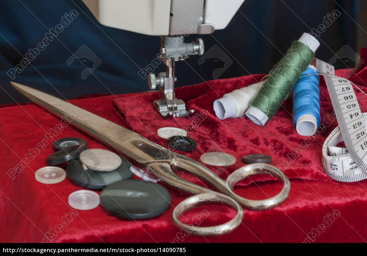 naehmaschine, textiles - 14090785