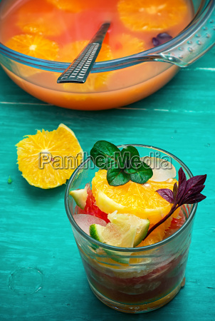 freshly, squeezed, juice, from, tropical, fruits - 14091933
