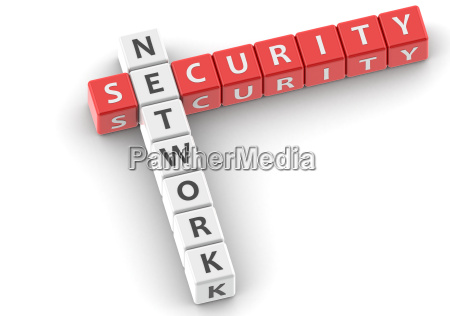buzzwords, network, security - 14092747