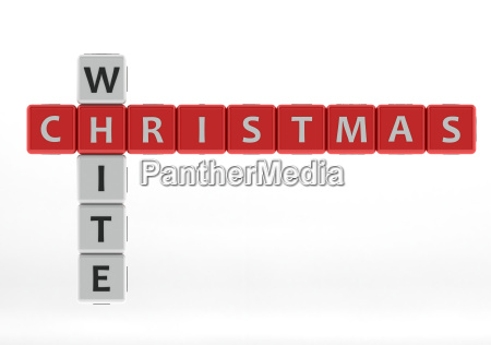 buzzwords, white, christmas - 14092773