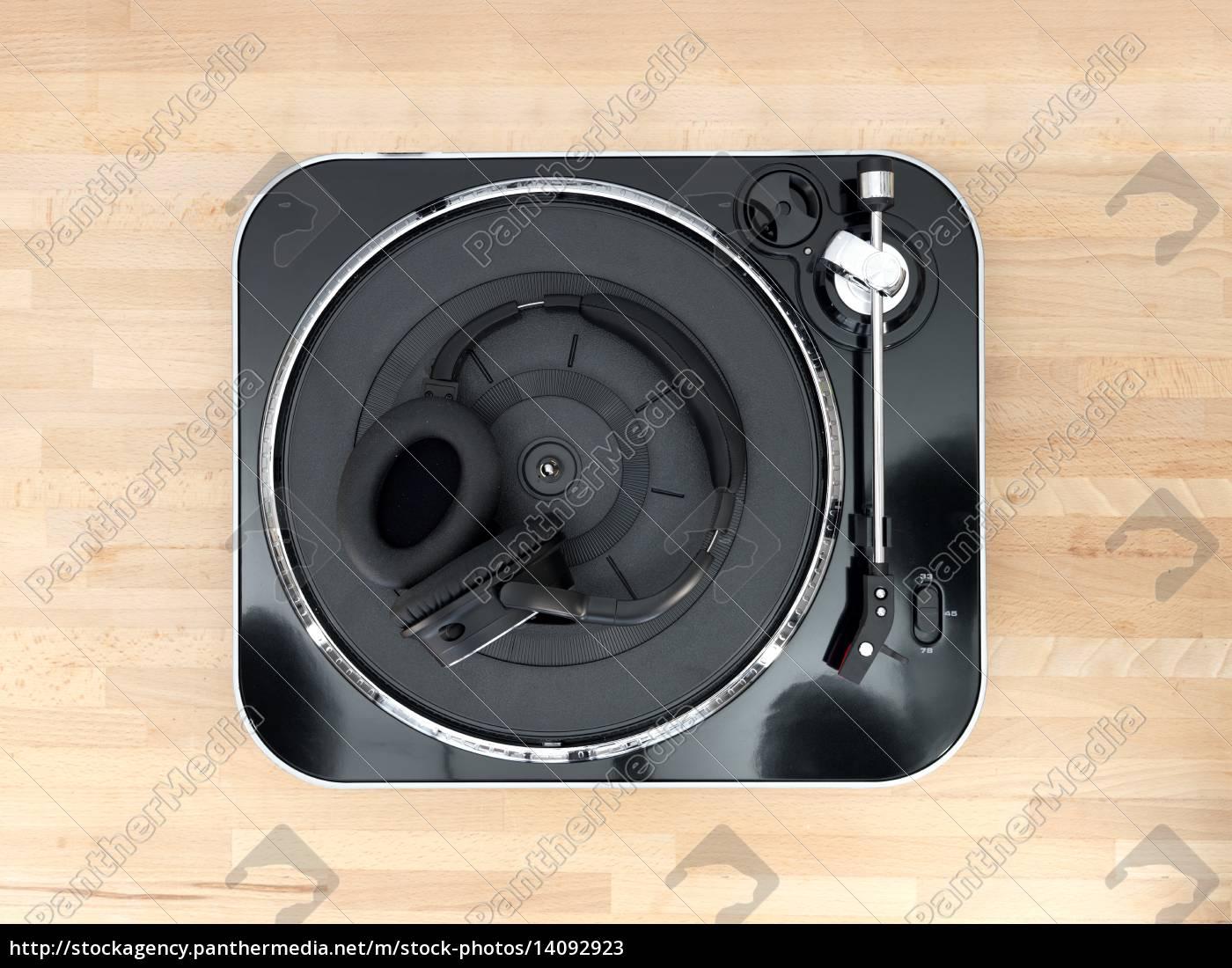 turntable - 14092923