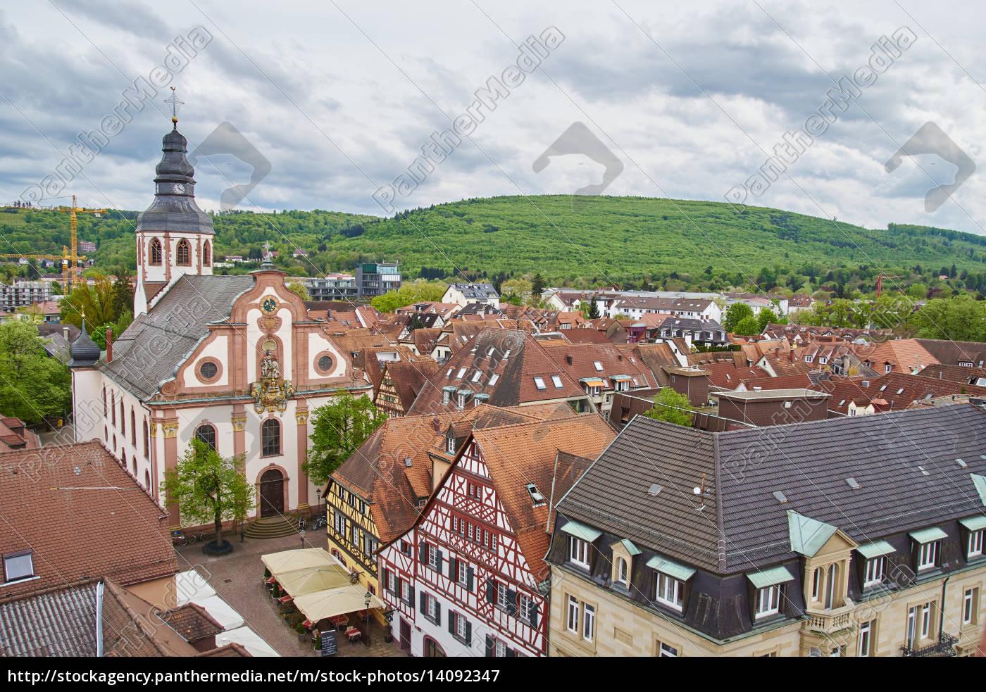 views, of, old, ettlingen - 14092347