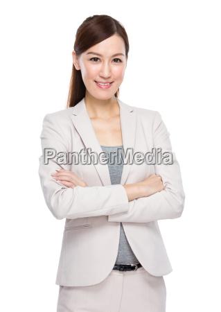 asian, businesswoman, portrait - 14093273
