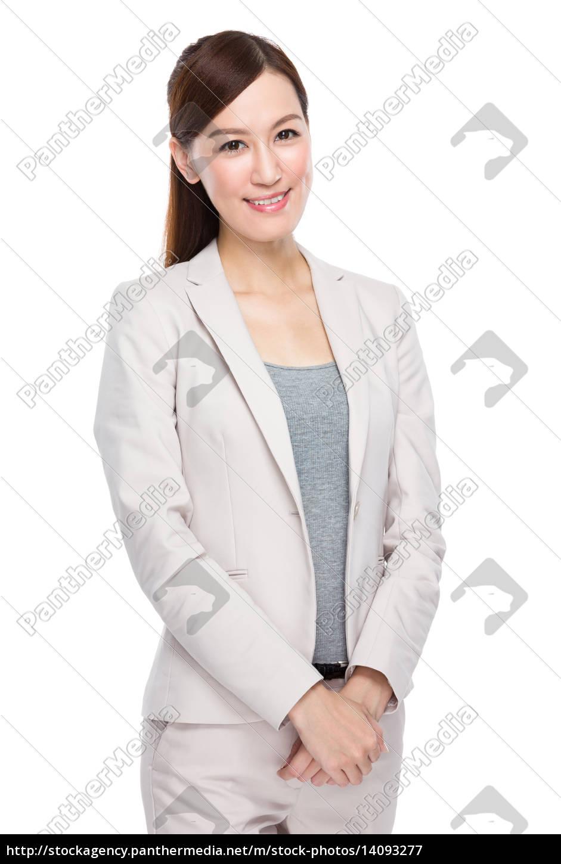 asian, businesswoman - 14093277
