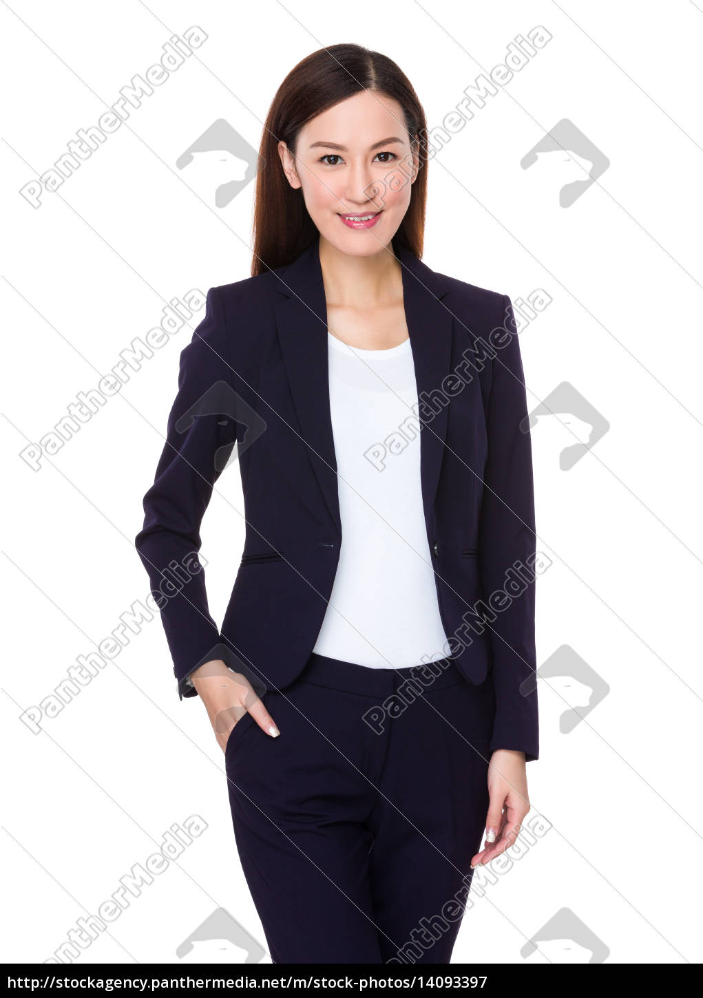 asian, businesswoman - 14093397