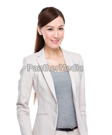 business, woman, portrait - 14093269