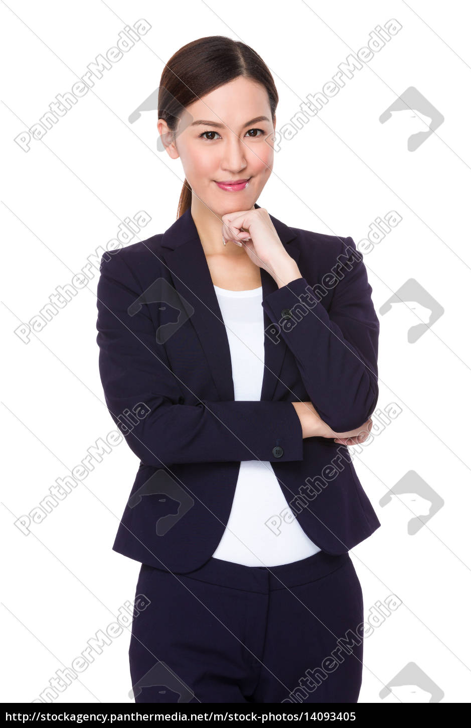 business, woman, portrait - 14093405
