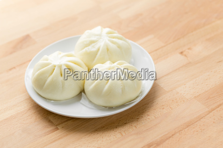 chinese, steamed, bun - 14093667