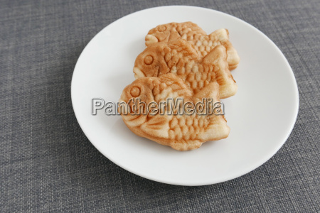 japanese, confectionery, , taiyaki, fish, pancake - 14093683