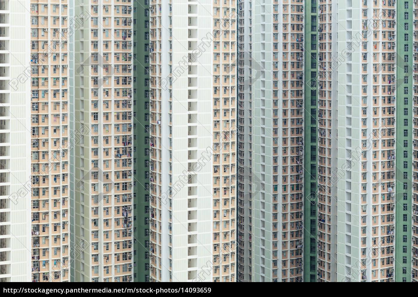 public, housing, in, hong, kong - 14093659